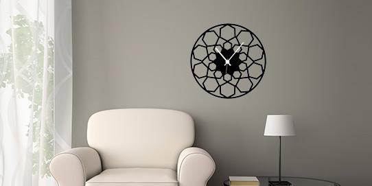 design wanduhren f r dein zuhause. Black Bedroom Furniture Sets. Home Design Ideas