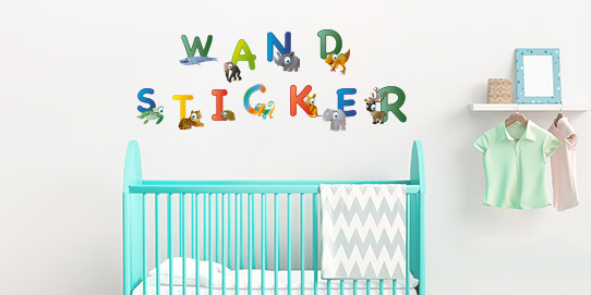 Wandsticker