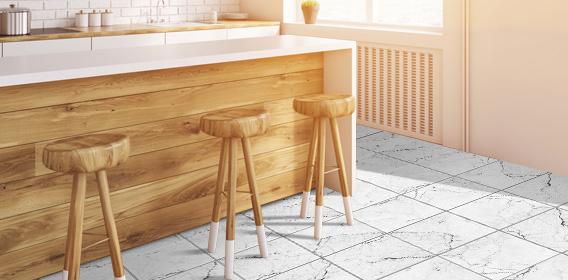 fliesenaufkleber f r bodenfliesen. Black Bedroom Furniture Sets. Home Design Ideas