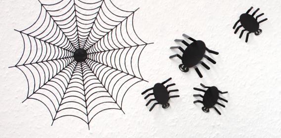 3D Spinnen