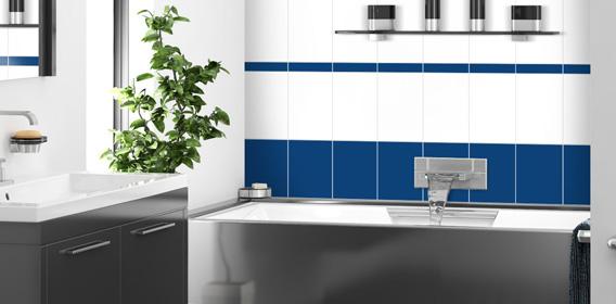 fliesenaufkleber f rs badezimmer. Black Bedroom Furniture Sets. Home Design Ideas