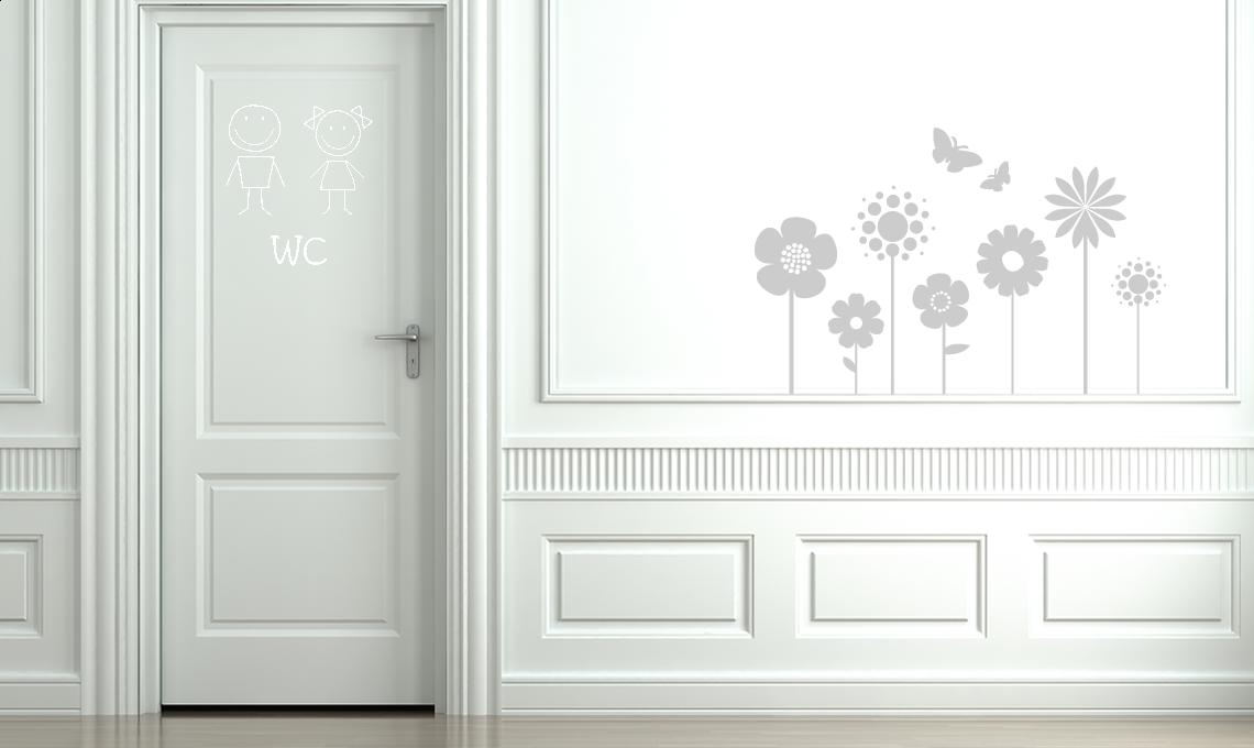 wandkings wandtattoo toilettenaufkleber smiley gr e farbe w hlbar ebay. Black Bedroom Furniture Sets. Home Design Ideas