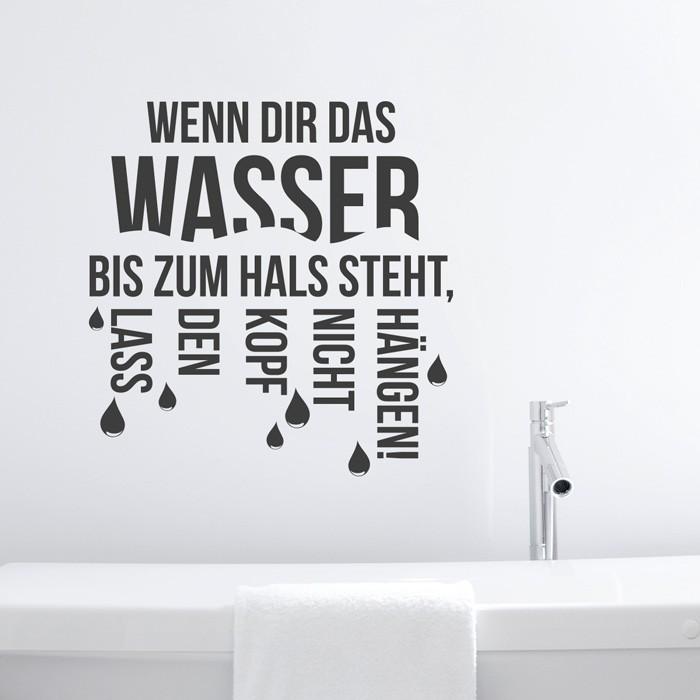 Sprüche Mit Wasser