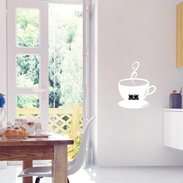 tafelfolie kaffeetasse. Black Bedroom Furniture Sets. Home Design Ideas