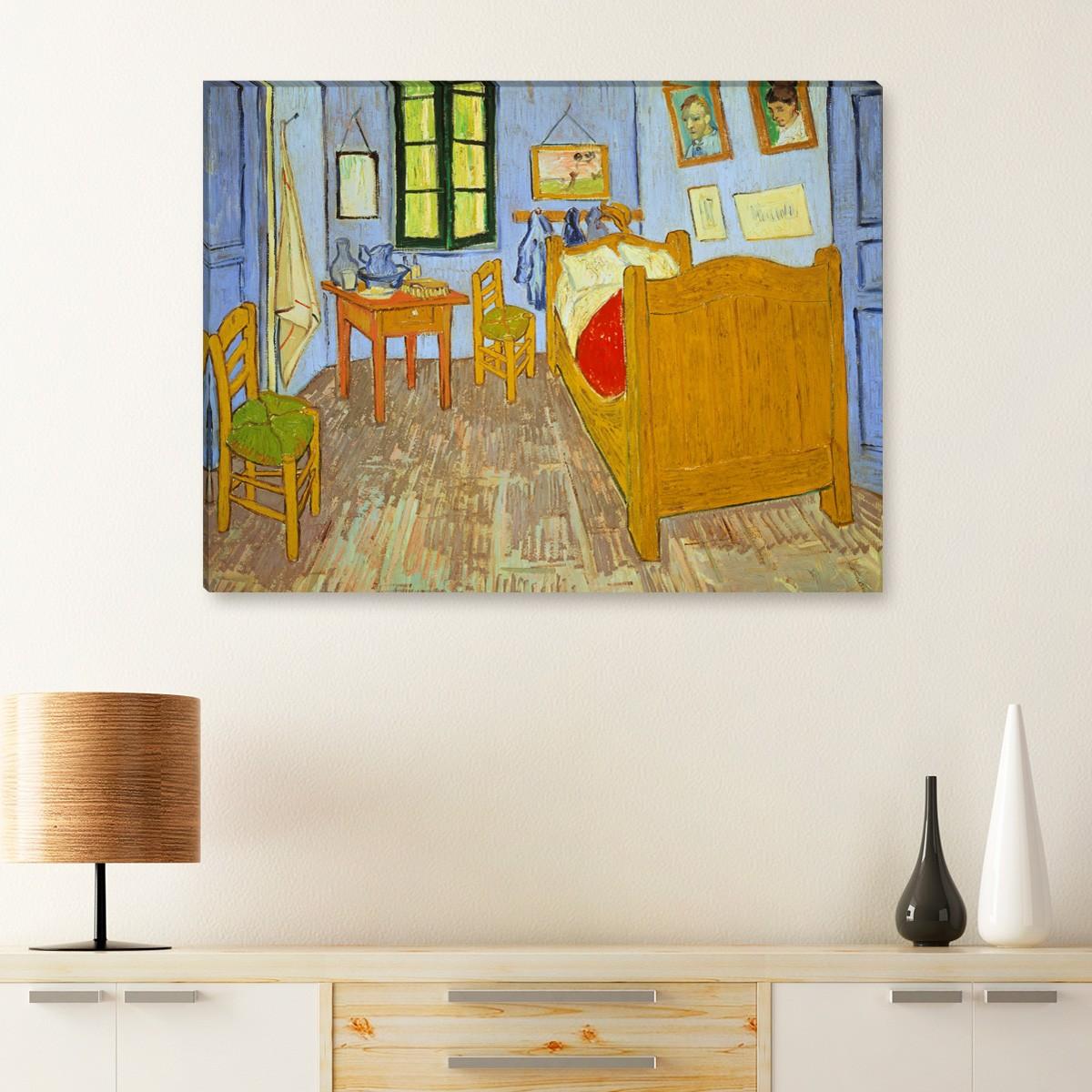 Van Gogh - Schlafzimmer in Arles