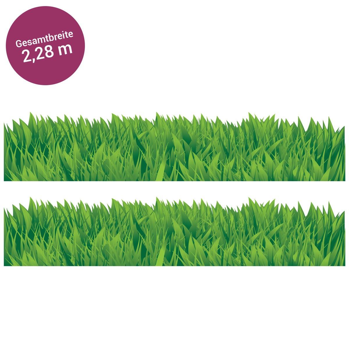 Gras bord re 2 28 m - Fliesenaufkleber gras ...