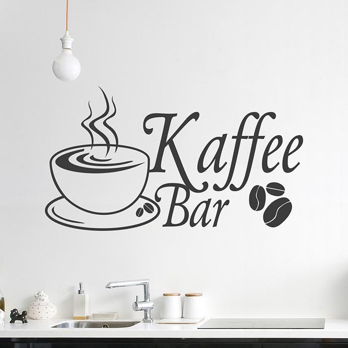 wandtattoo kaffeebar reuniecollegenoetsele. Black Bedroom Furniture Sets. Home Design Ideas