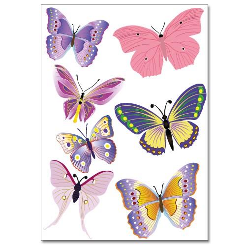 Ziemlich Schmetterling Färbendes Bild Bilder ...