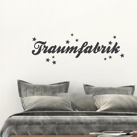 Traumfabrik Wandtattoo