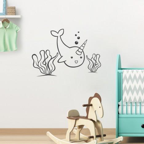 Wandtattoo Kinderzimmer