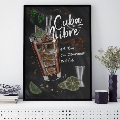 Poster Cuba Libre