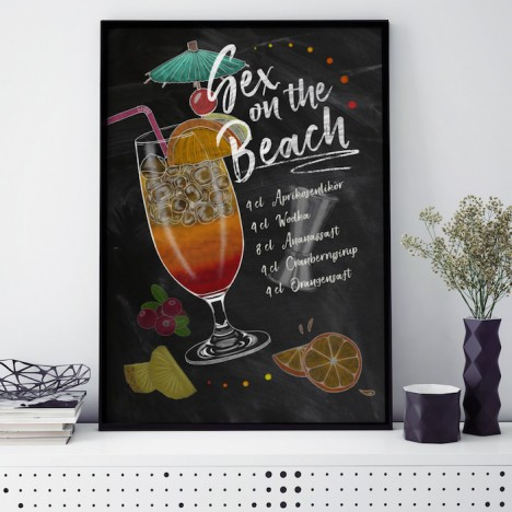 Poster Sex on the Beach