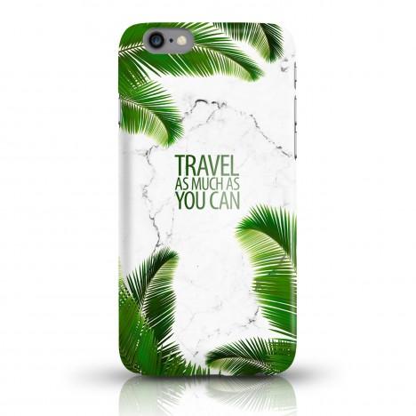 handycase samsung iphone spruch marmor palmen