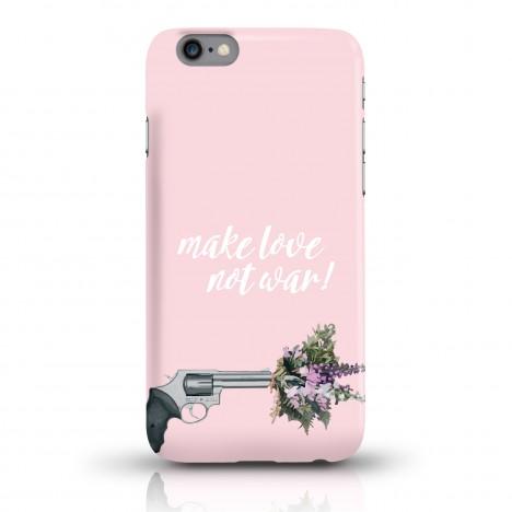 handycase samsung iphone rosa pistole spruch