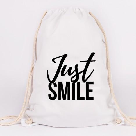 just smile turnbeutel