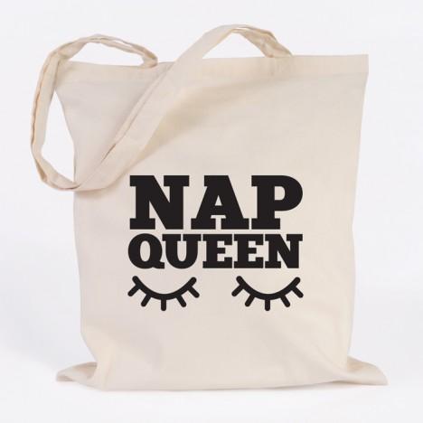 nap queen jutebeutel