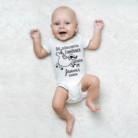 die glücklichsten einhörner werden im monat geboren babybody