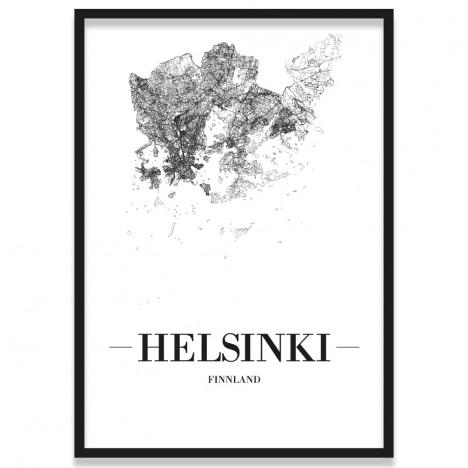 Poster Helsinki