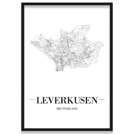 Poster Leverkusen