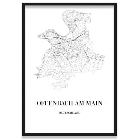 Stadtposter Offenbach am Main