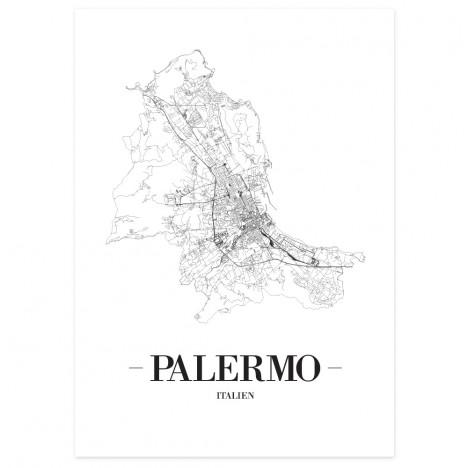 Stadtposter Palermo