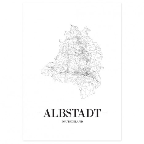 Stadtposter Albstadt