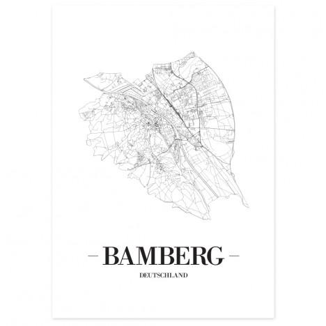 Stadtposter Bamberg
