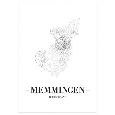 Stadtposter Memmingen