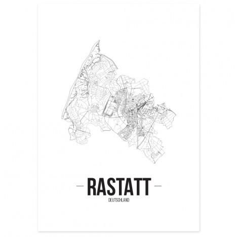 Stadtposter Rastatt