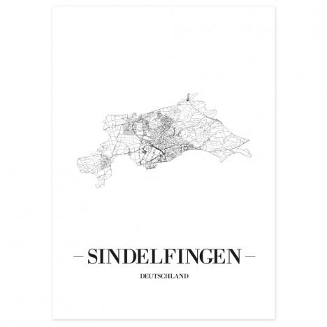Stadtposter Sindelfingen