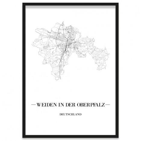Weiden in der Oberpfalz Rahmen
