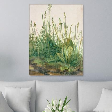 Albrecht Dürer - das große Rasenstück