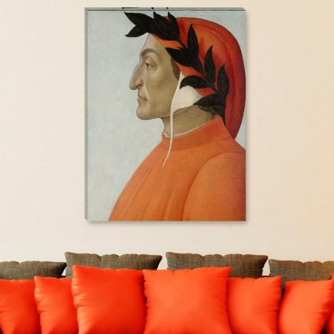 Gemälde - Bildnis von Dante Alighieri