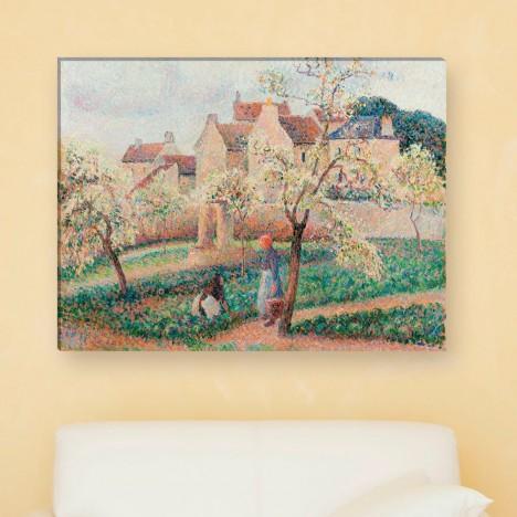 Camille Pissarro - blühende Pflaumenbäume