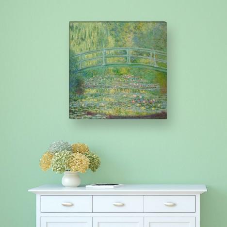 Leinwandbild von Claude Monet