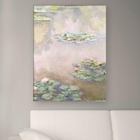 Claude Monet Leinwandbild