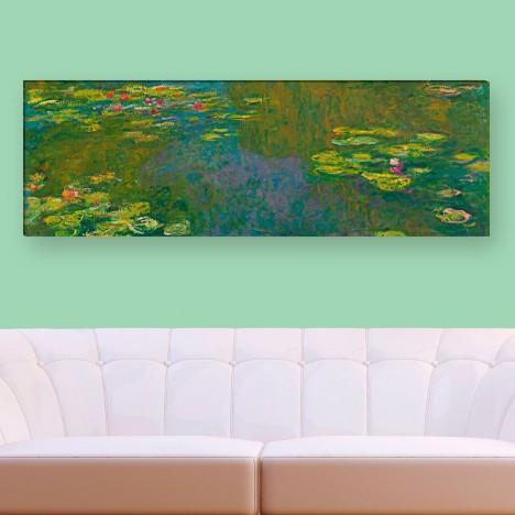 Claude Monet - Seerosenteich 1919