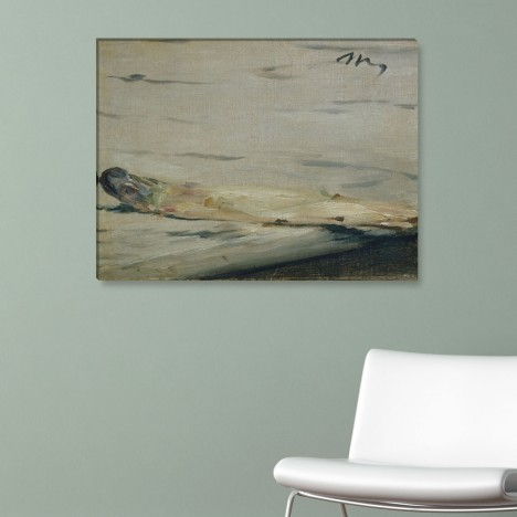 Edouard Manet Spargel