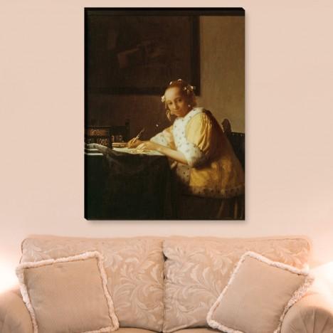 Jan Vermeer Mädchen Gemälde