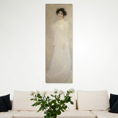 Leinwandbild von Gustav Klimt