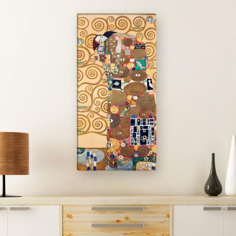Leinwandbild von Gustav Klimt zum aufhängen