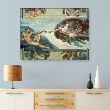Michelangelo Leinwandbild