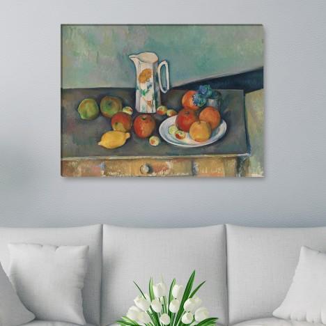 Paul Cézanne - Leinwandbild