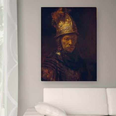 Leinwandbild Rembrandt