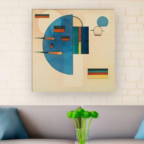Wassily Kandinsky beruhigt