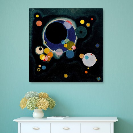 Wassily Kandinsky - Leinwandbild