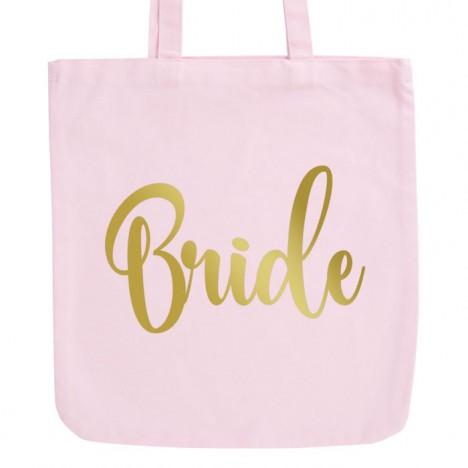 JUNIWORDS Pastell Jutebeutel Bride