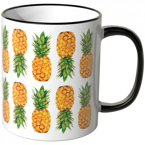 JUNIWORDS Tasse Ananas Design-1