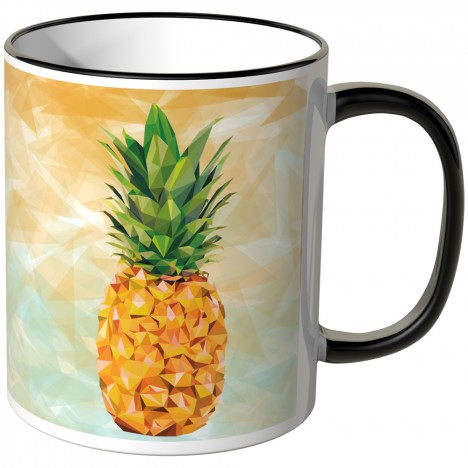 JUNIWORDS Tasse Ananas Design-2