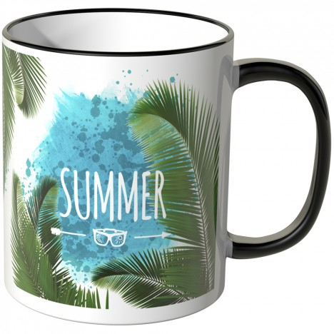JUNIWORDS Tasse Summer
